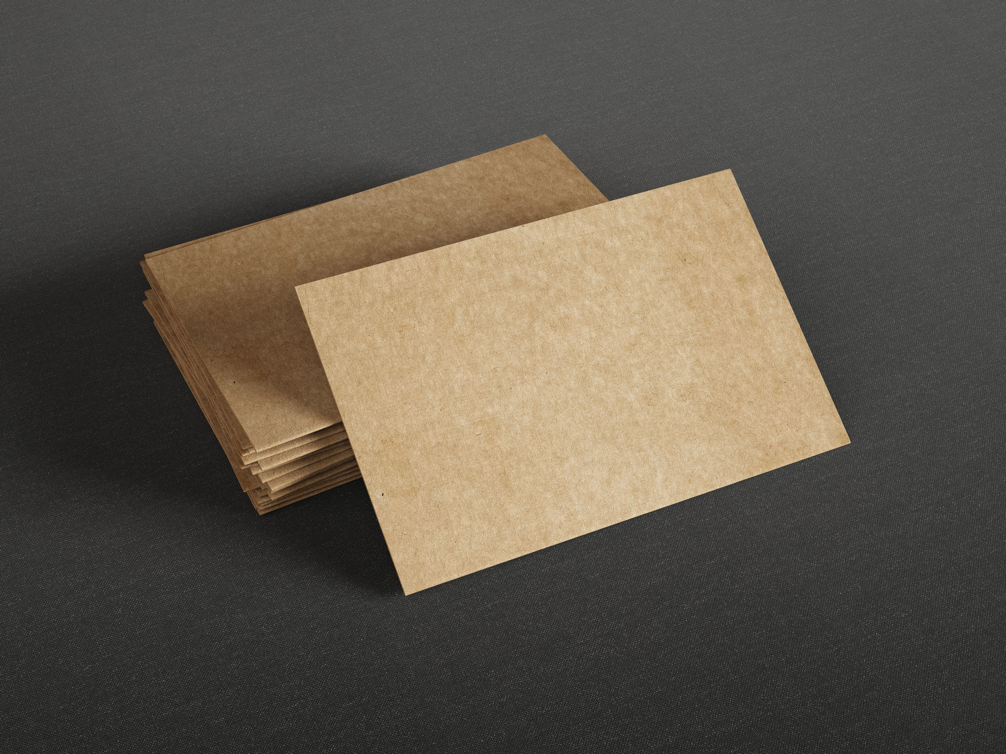 Envelope stack
